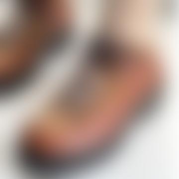 Bota de tobillo de cuero ABRA