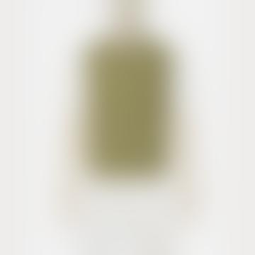 Zip Waistcoat - Wool Light Olive
