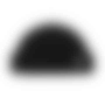 Micro Beanie - Black