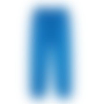 Unisex Organic Sweatpants Pacific Blue