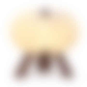 R Space Lamp Walnut