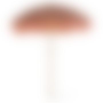 Doris Vintage Floral Beach Umbrella Brown