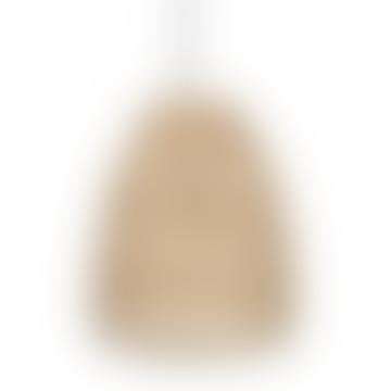Noko Wicker Conical Pendant Large