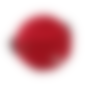 Paddington Cross Body Bag Sustainable Nylon Cranberry Red