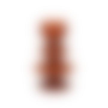 Titulaire de Tealight Titulaire de verre recyclé Spice arabe intuitive