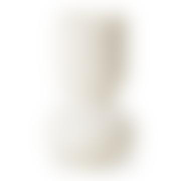 Vase en céramique Samsurium Rufflebell White