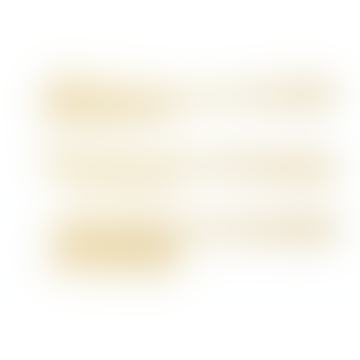 Artesa 3 Piece Set Of Brass Coloured Cheese Knives
