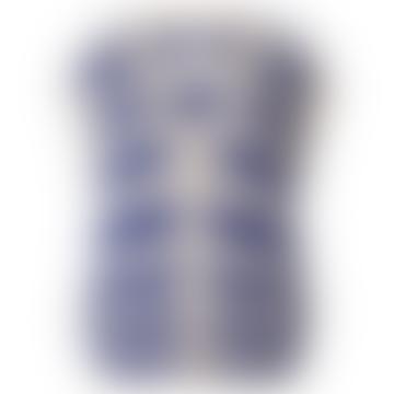 Celine Vest Neon Blue