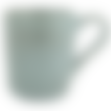 Set Of 4 Pale Blue Dunes Mugs