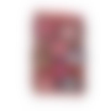 Doublesided Boucherouite Boujad Rug