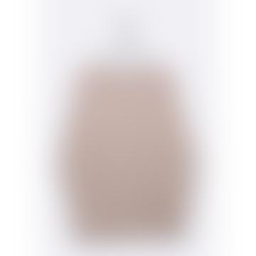 Tommy Longsleeve In White Brown Stripes For Women