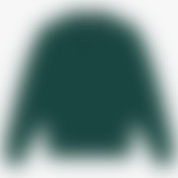 Crew Sweatshirt Knickerbocker Green