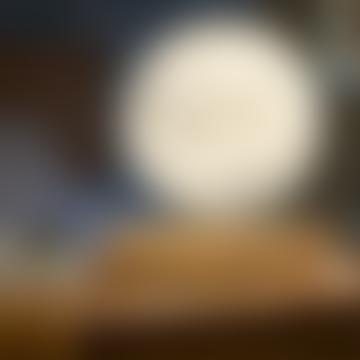 Smart Moon Lamp White Ash