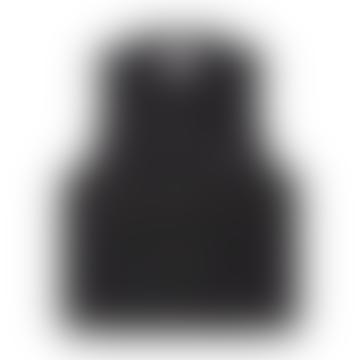 Liner Vest - Black