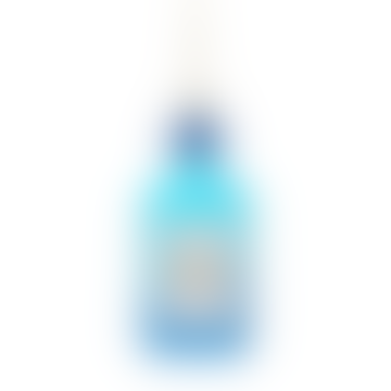 Blue Gin Bottle Shaped Bauble
