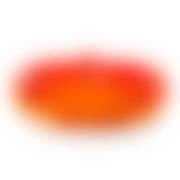 Large Pumpkin Dish Volcanic