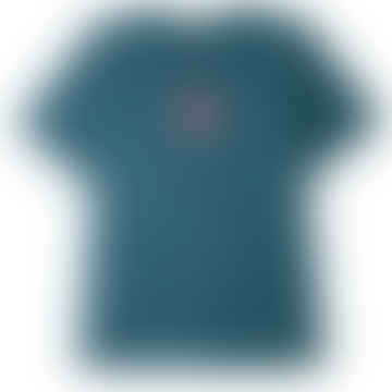 Paloma T-Shirt - Deep Ocean