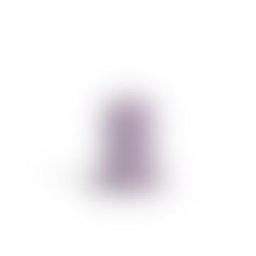Candleholder Tube S Lilac