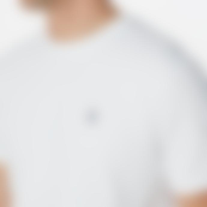 Les Deux Piqué T-Shirt - White