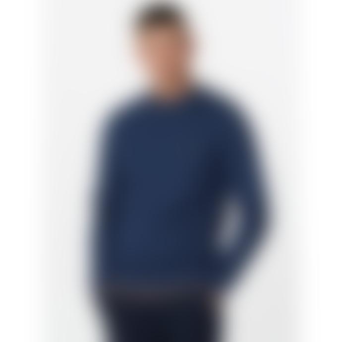 Les Deux Piece Sweatshirt - Royal Blue Melange / Blue Fog