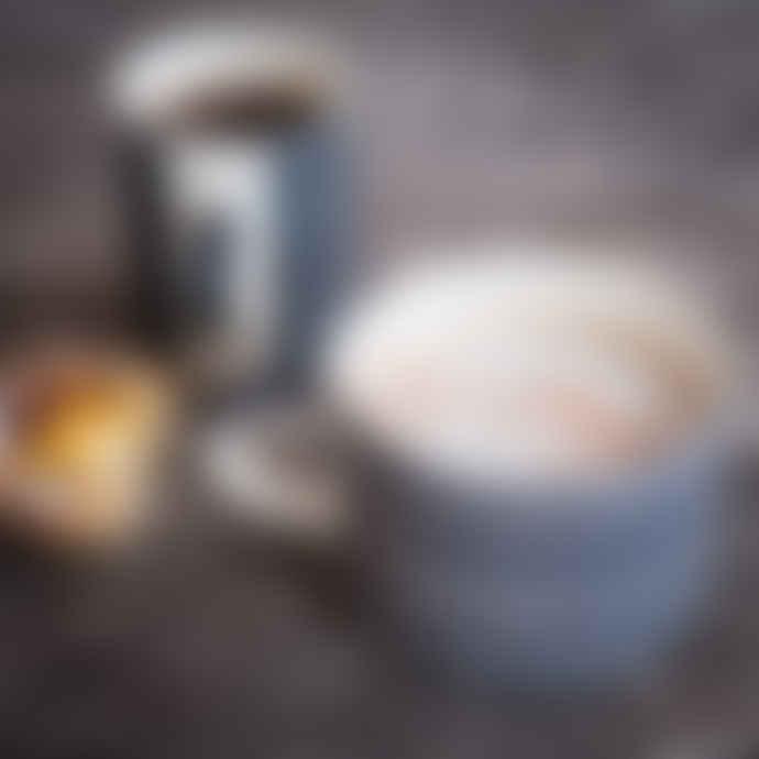 Musango Handmade Sgraffito Wide Ceramic Mug - Rose