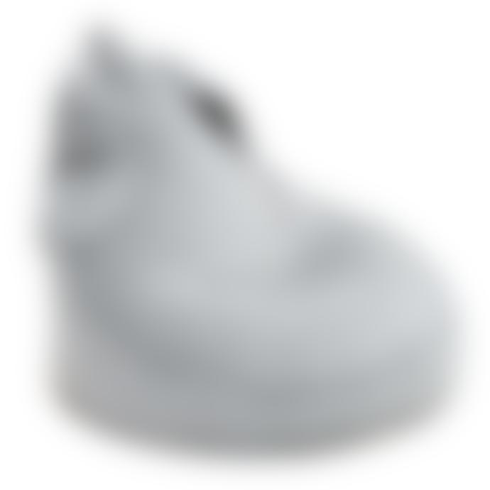 wigiwama Grey Velvet Bunny Bean Bag
