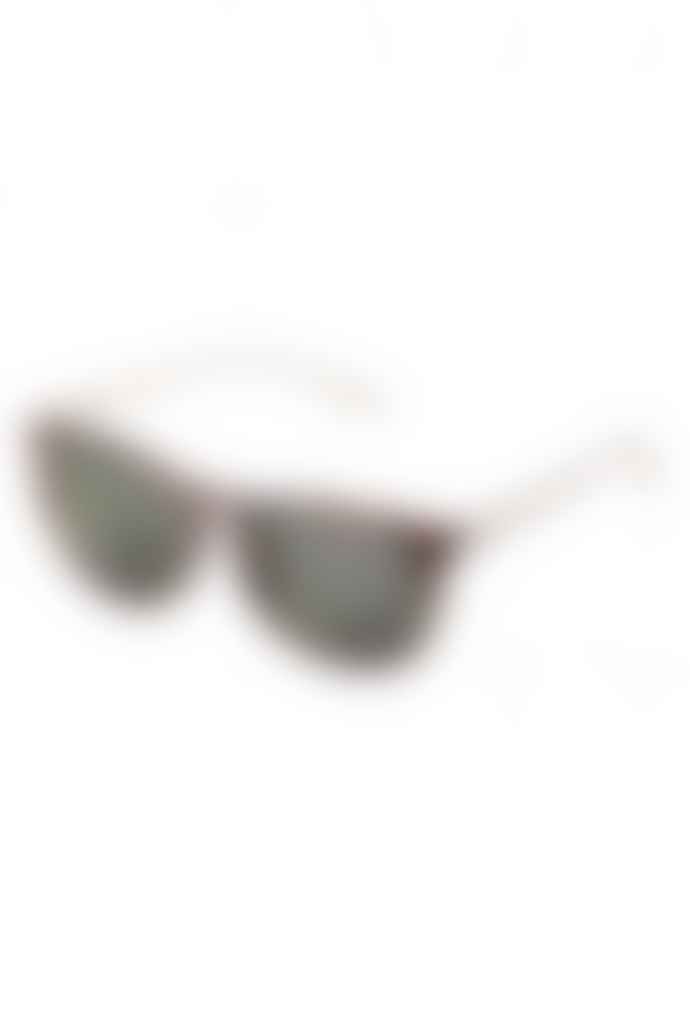 Pilgrim Vanille Sunglasses In Tortoiseshell