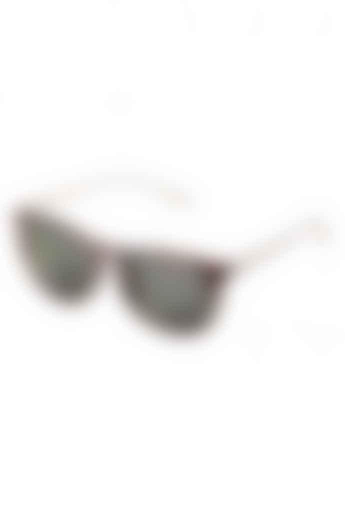 Pilgrim Sunglasses Vanille Tortoise Brown