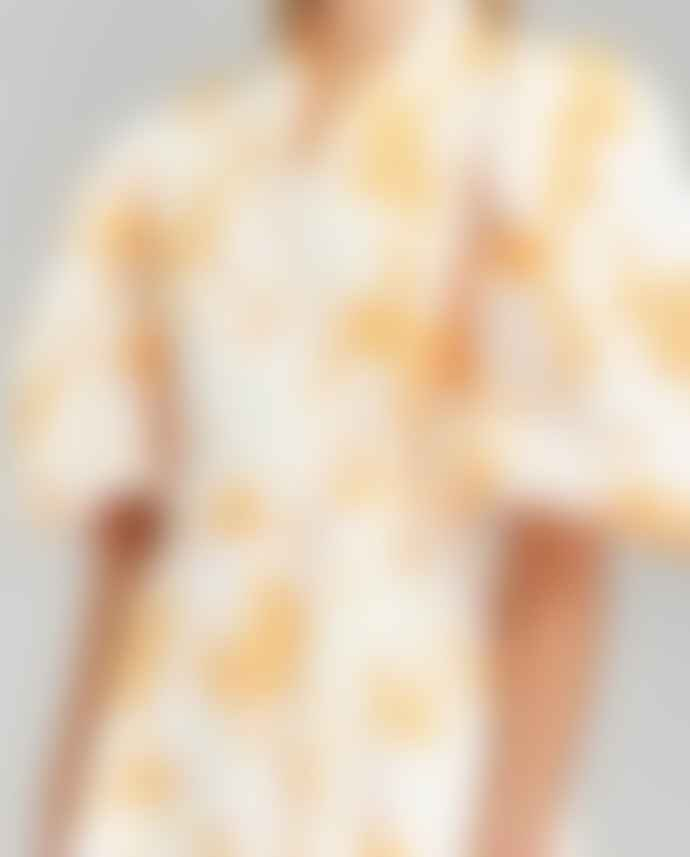 Stine Goya Belinda Wrap Dress Flora