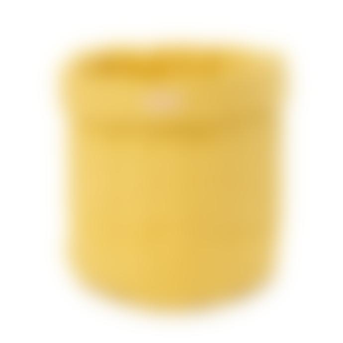 wigiwama Mustard Toy Bag