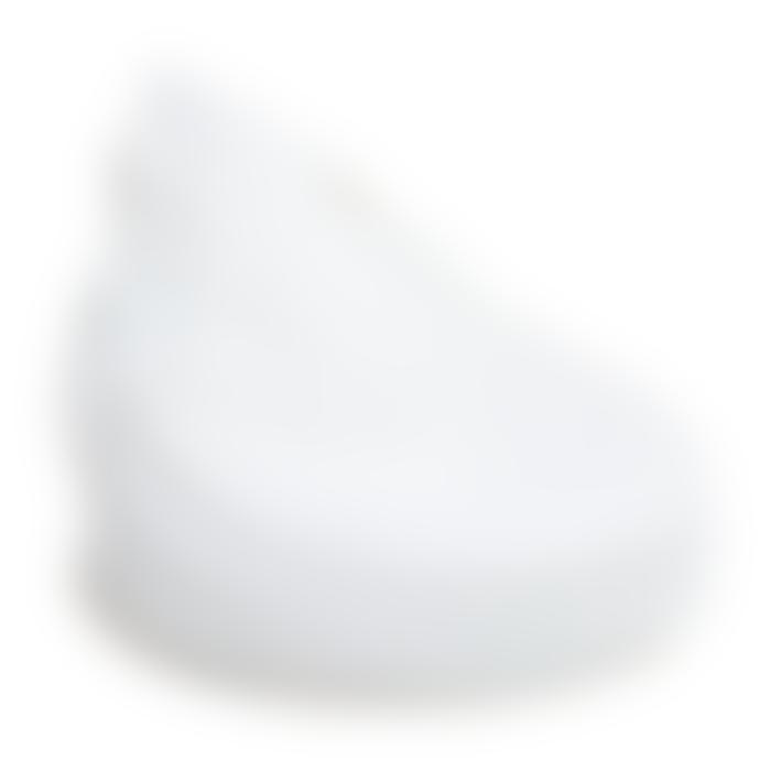 wigiwama White Velvet Bunny Bean Bag