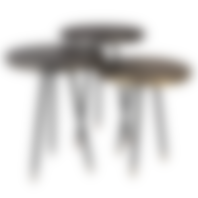 Zuiver Alim Side Table Set Of 3