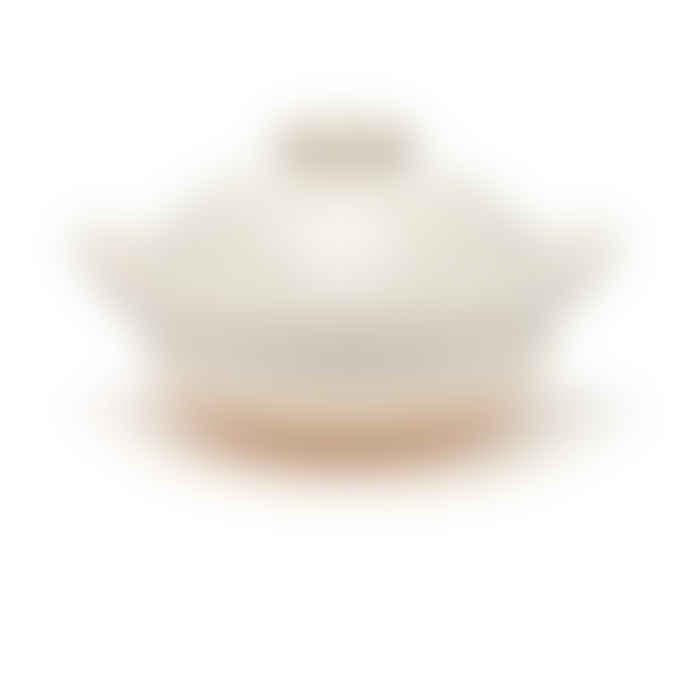 Nagatanien Donabe Steamer Pot Small