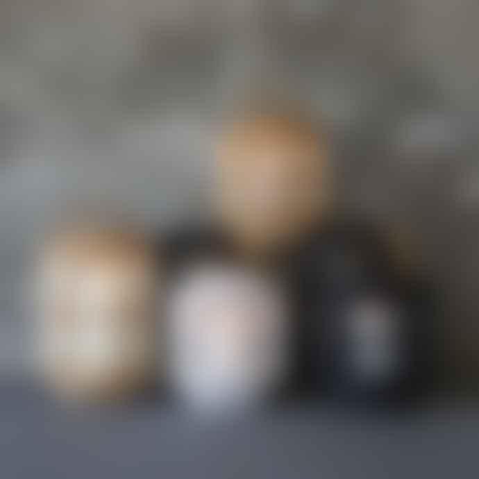 Dassie Artisan Ira Bamboo Lantern Natural Medium