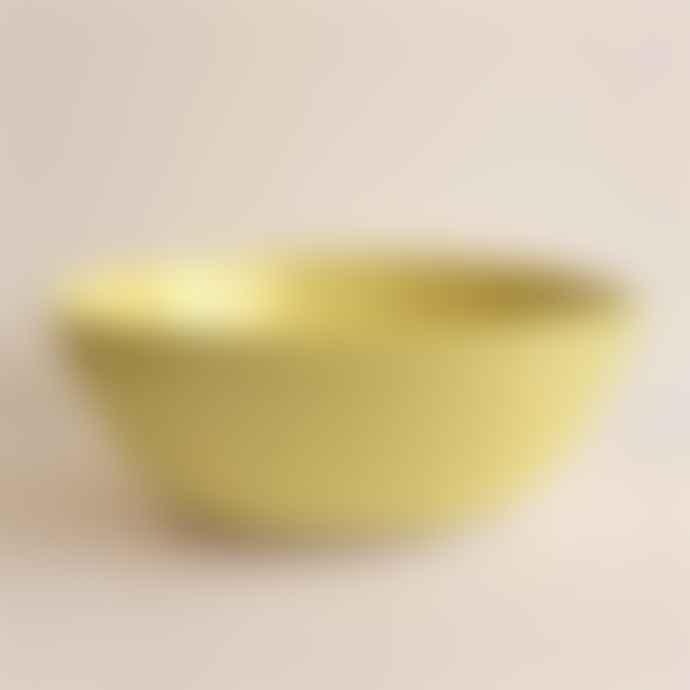 Dassie Artisan Organic Serving Bowl Patty Pan