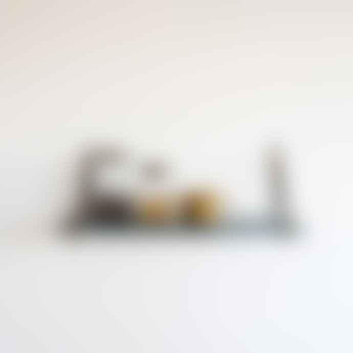 Dassie Artisan Myna Marble Shelf Green
