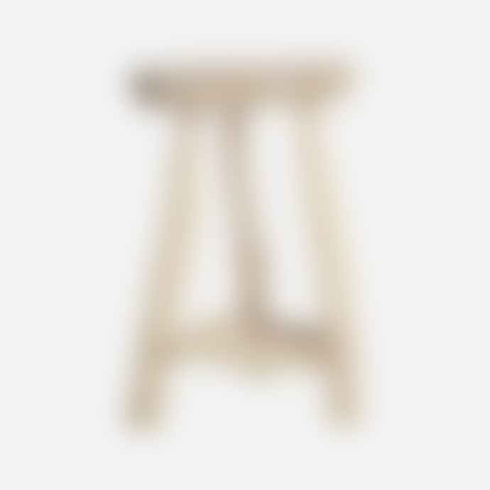 The Find Store Wooden Stool