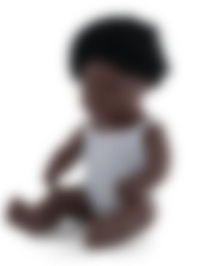 Miniland African Boy Doll 38cm