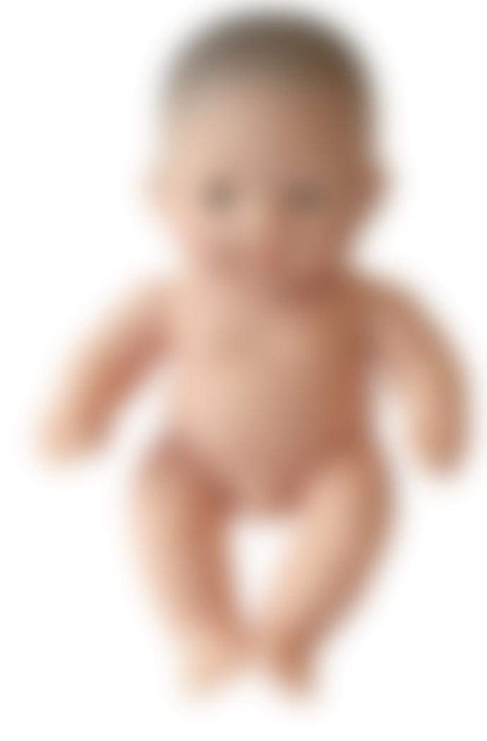 Miniland Asian Baby Boy Doll 21 cm