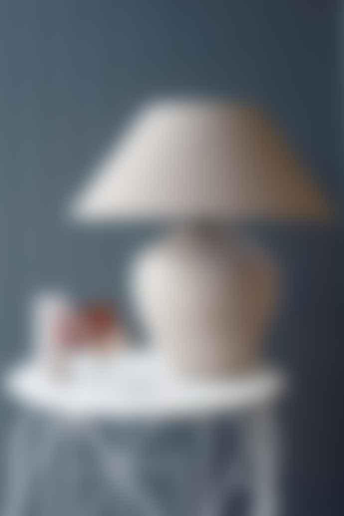 Frezoli Figo Vase Lamp White Light Fawn