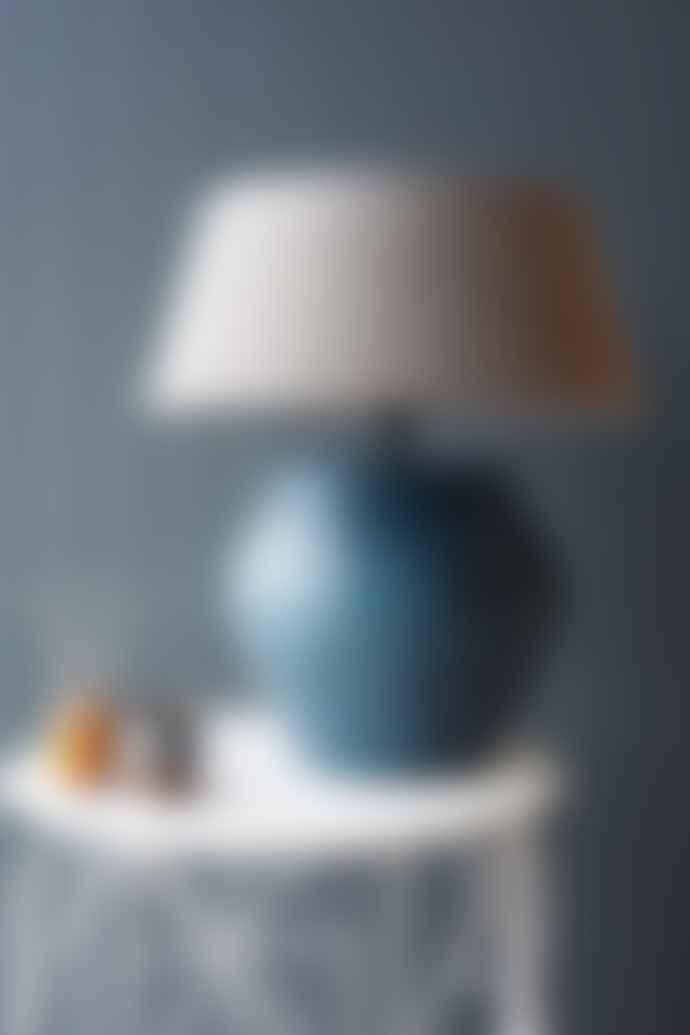 Frezoli Disio 2 Old Blue Table Lamp