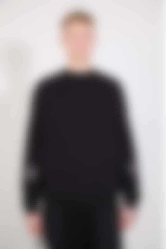 THOM/KROM Aw 20 M S 87 Mens Sweatshirt Black