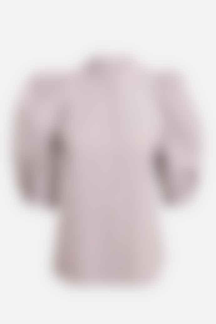 Britt Sisseck Dalia Shirt In Pre Stripe