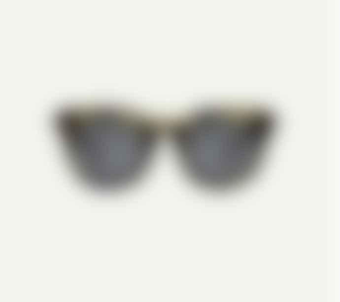 Pala Pendo Khaki Green Square Sunglasses