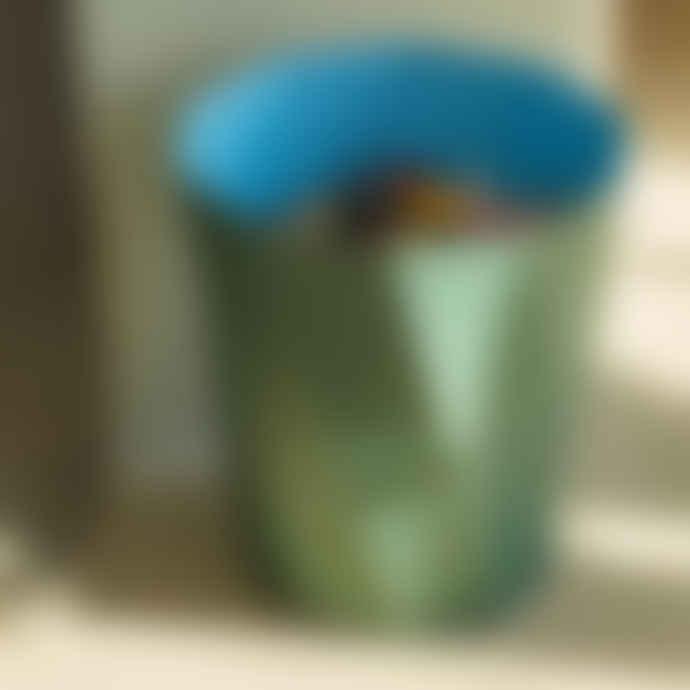 HAY Paper Paper Bin - Dark Green