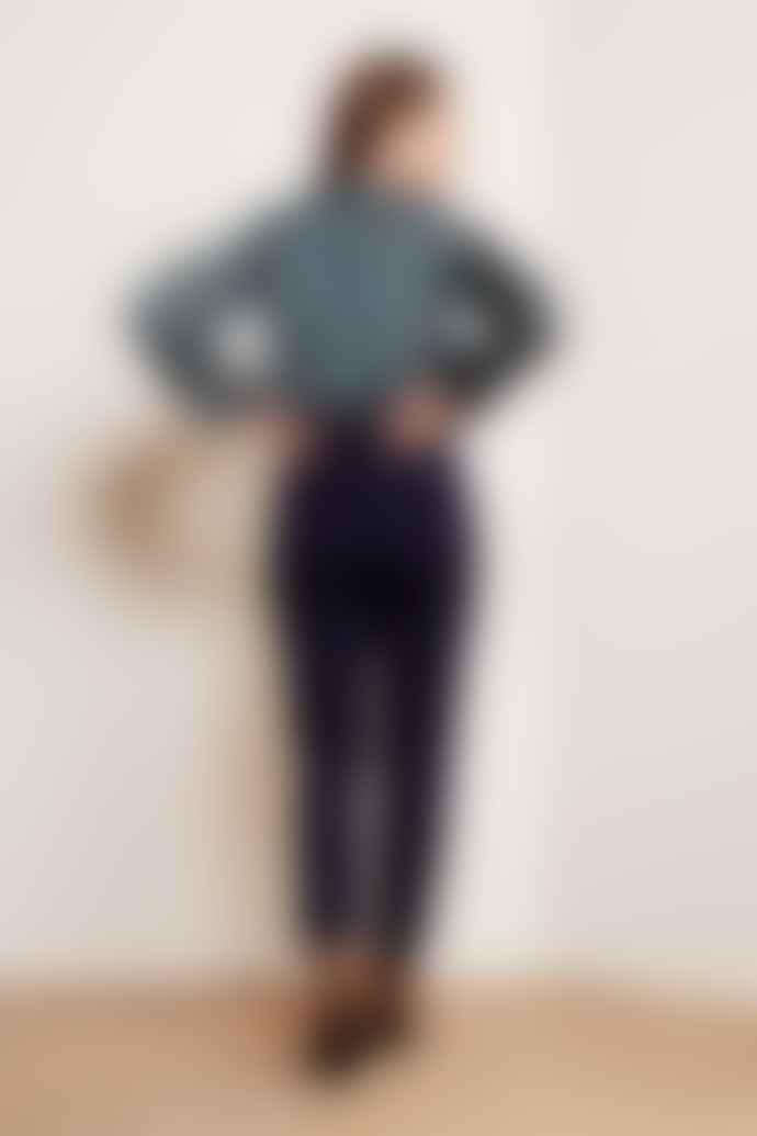 Fabienne Chapot Hugo Trouser Navy