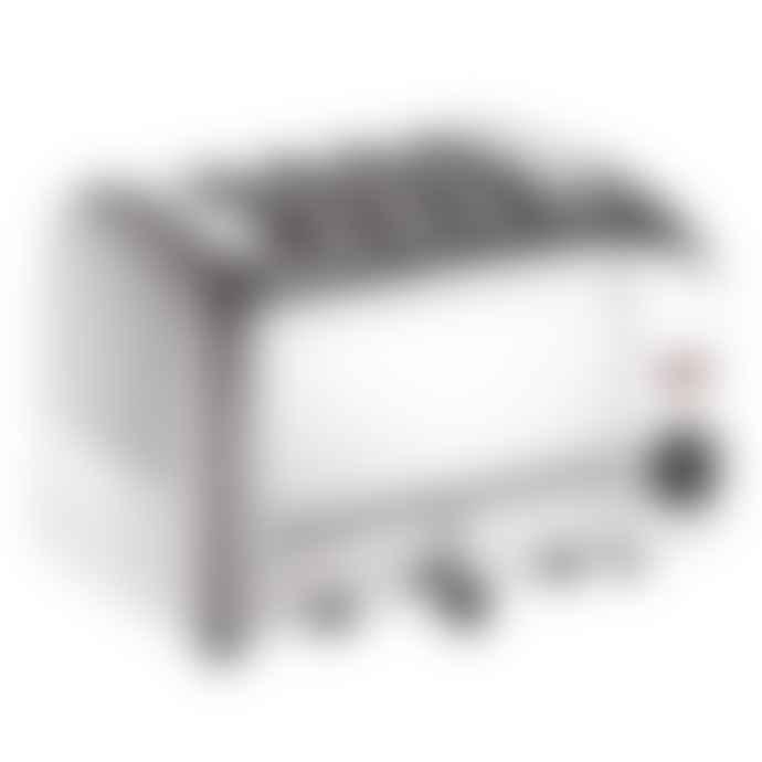 Dualit 4 Slice Vario Toaster Polished