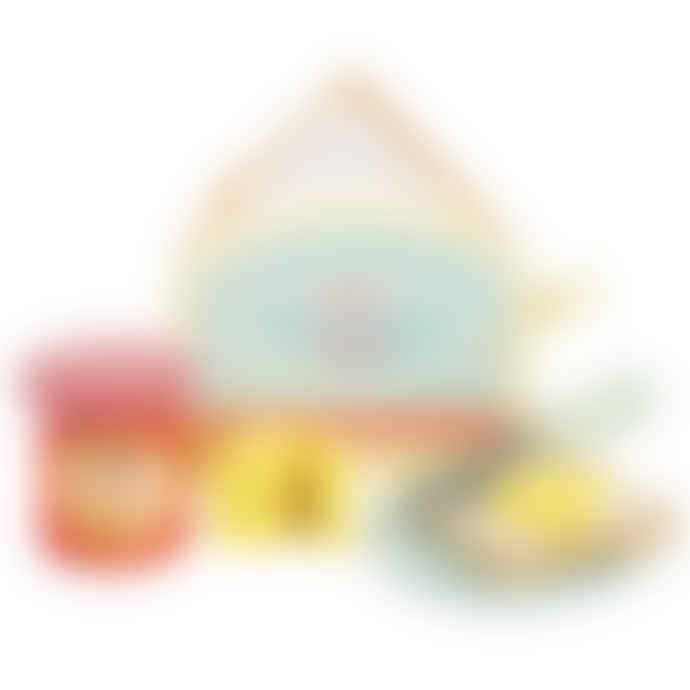 Le Toy Van Wooden Toaster Breakfast Toy Set