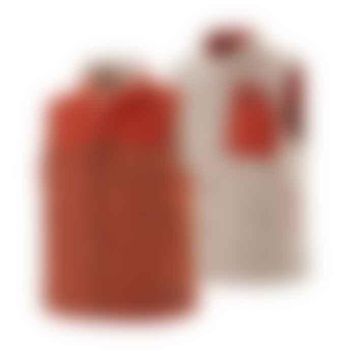 Patagonia Ms Reversible Bivy Down Vest Barn Red
