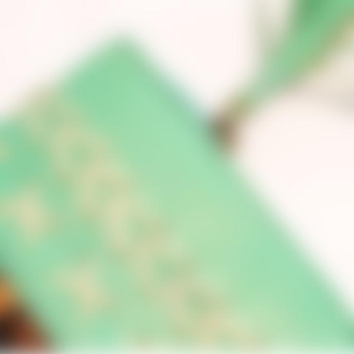bon bon fistral Turquoise Organiser Wallet